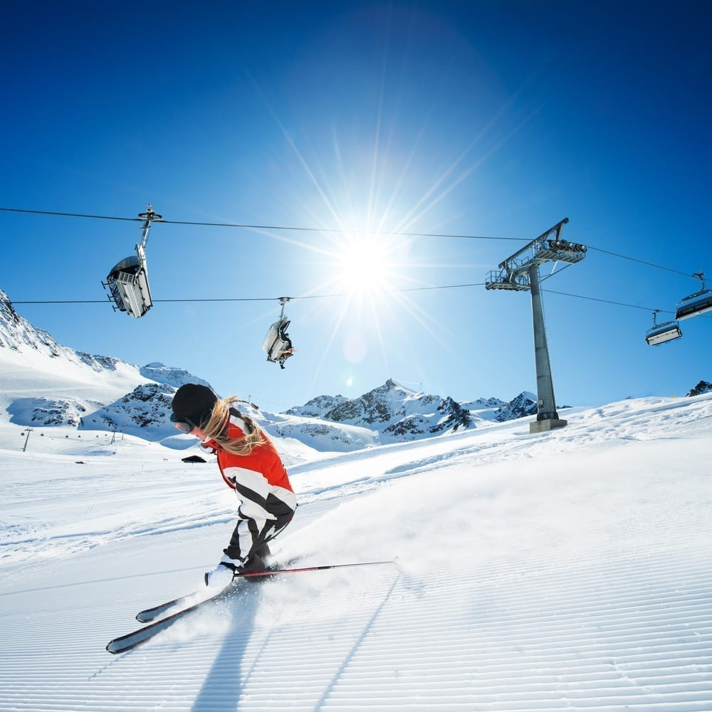 Vacation rental discounts on ski destinations