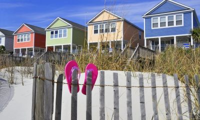 beach front vacation rental news