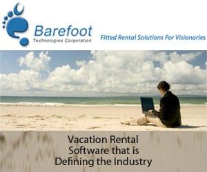 Barefoot Vacation Rental Software