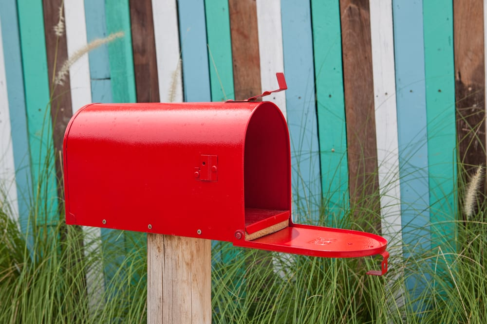 Direct mail for vacations