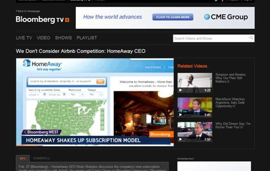 HomeAway adds eCommerce to listings