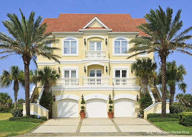Vacation Rental Pros Beach Bella Vista Mansion