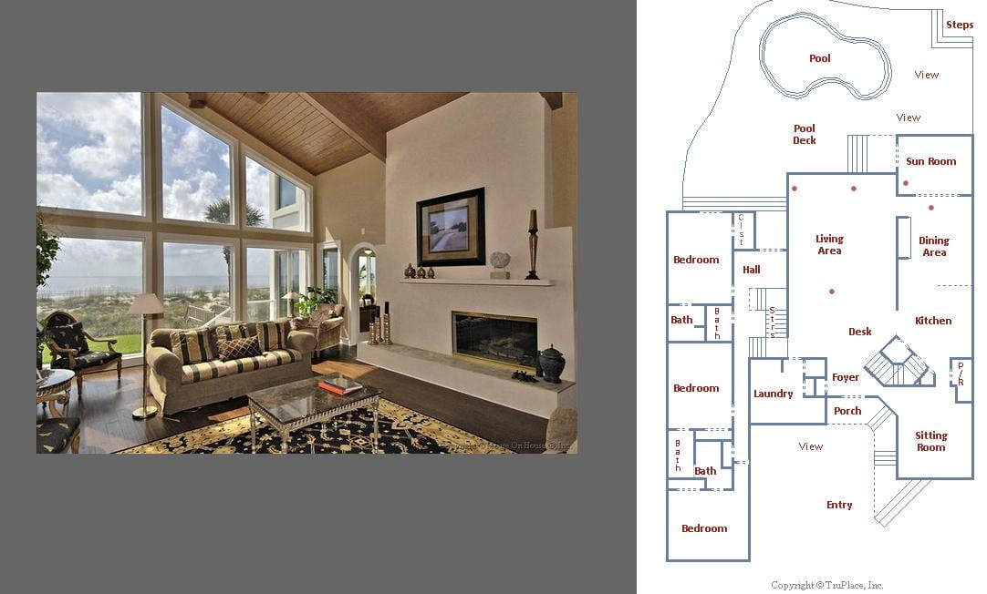 Virtual Floor Plan Home Design