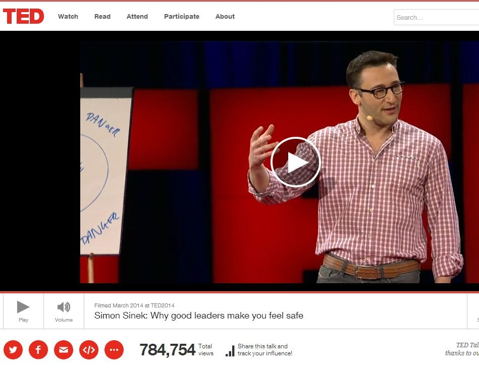 Leadership and management for vacation rental companies Simon Sinek