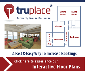 TruPlace Interactive Floor Plan Tours Increase Bookings