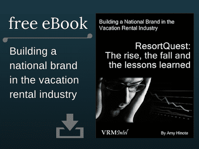ebook Building a National Brand in the Vacation Rental Industry