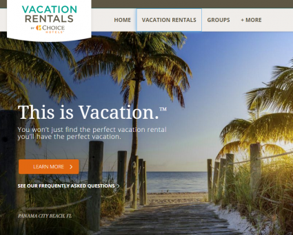 Choice Hotels Hires Steve Carron to Head up Vacation Rentals