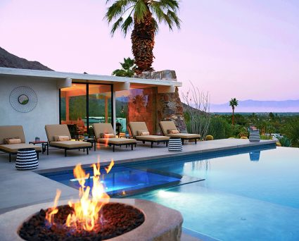 Dempster desert house in Palm Springs