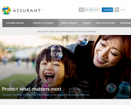 Assurance insurance invests in Vacasa