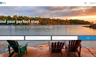CanadaStays vacation rental OTA listing site