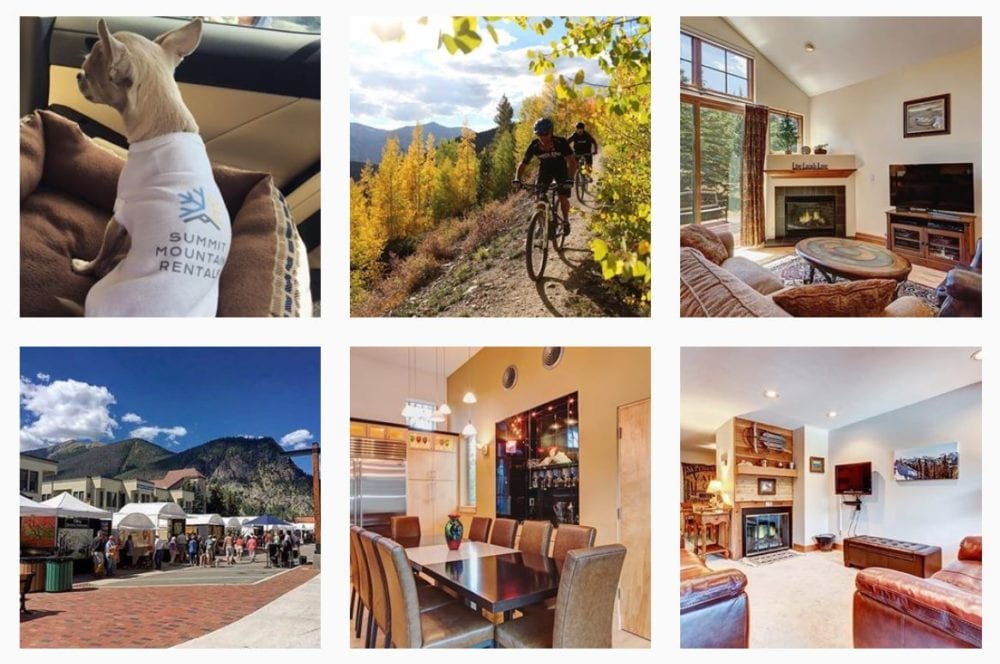 summit mountain vacation rentals breckenridge frisco colorado