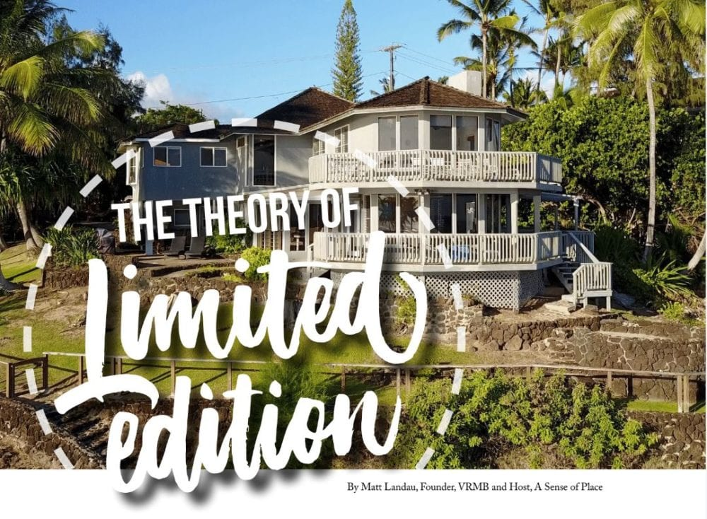 the theory of limited edition by matt landau