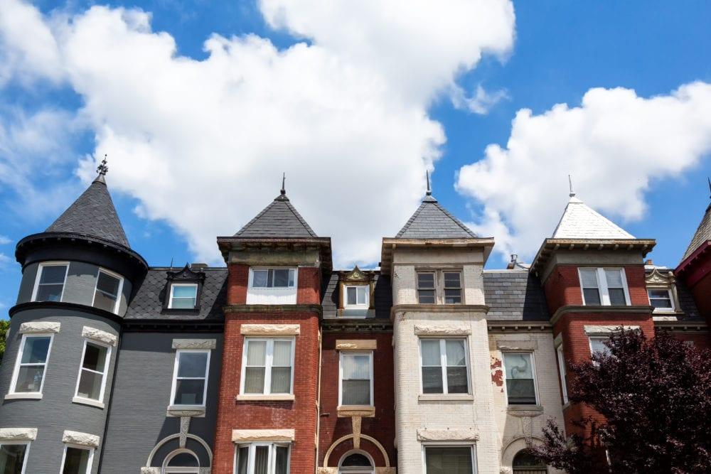 washington dc houses neighborhoods
