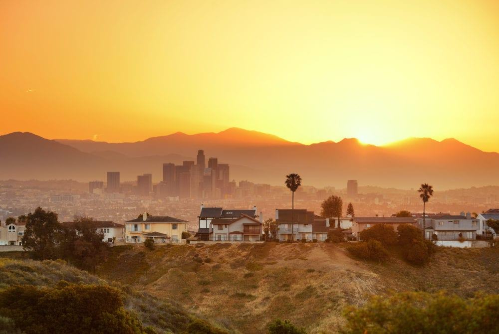 los angeles homes short-term vacation rental house