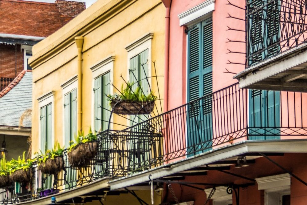 new orleans vacation short-term rental homes