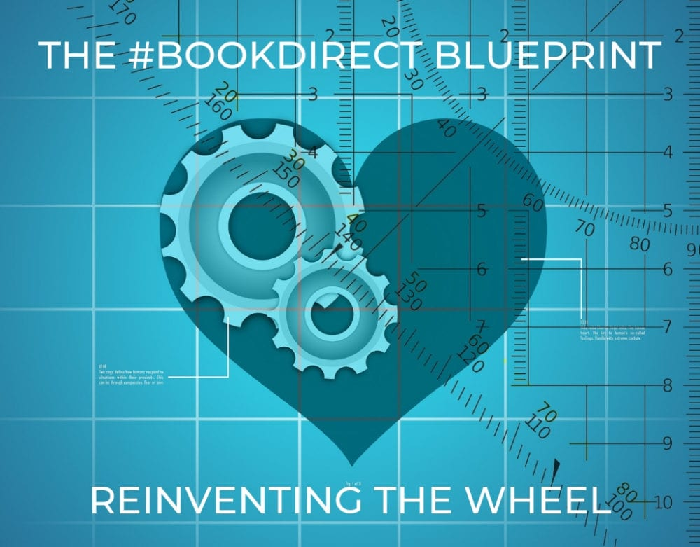 the #bookdirect blueprint