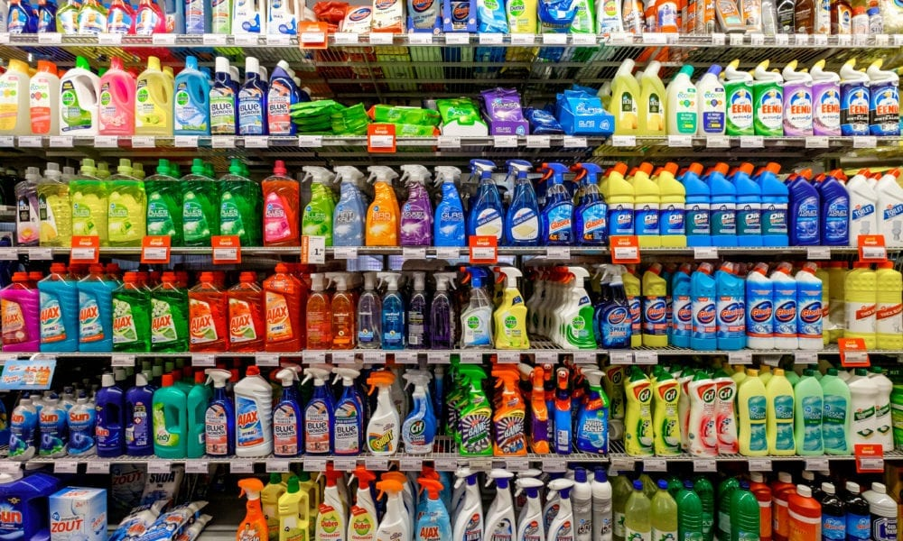 Cleaning Products For Vacation Als