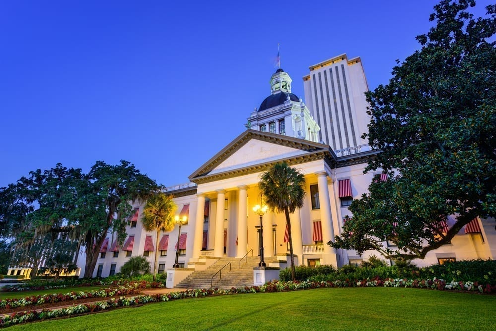 Florida-State-Capitol Building